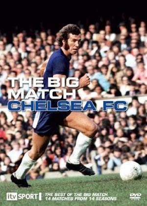 Rent Chelsea FC: The Big Match Online DVD & Blu-ray Rental