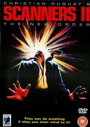 Rent Scanners II: The New Order Online DVD & Blu-ray Rental