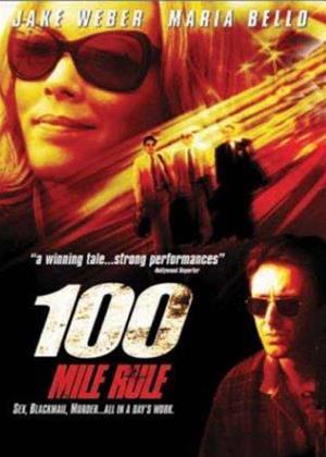 Rent 100 Mile Rule Online DVD & Blu-ray Rental