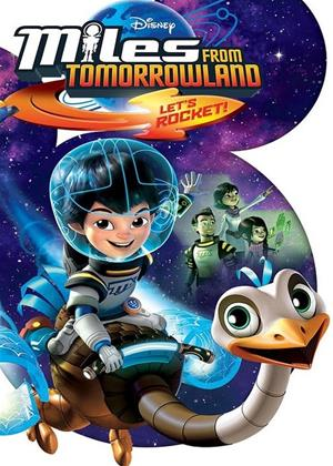 Rent Miles from Tomorrowland (aka Mission Force One) Online DVD & Blu-ray Rental