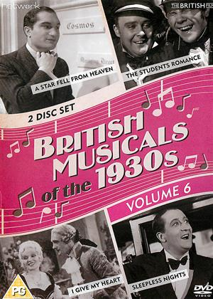 Rent British Musicals of the 1930's: Vol.6 (aka Sleepless Nights / The Student's Romance / I Give My Heart / A Star Fell from Heaven) Online DVD & Blu-ray Rental