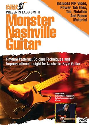 Rent Monster Nashville Guitar Online DVD & Blu-ray Rental