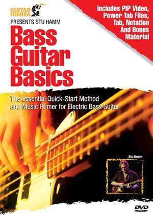 Rent Bass Guitar Basics Online DVD & Blu-ray Rental