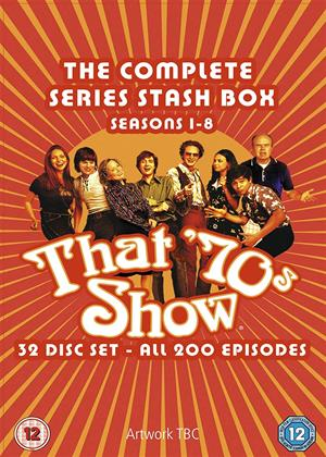Rent That '70s Show: Series (aka That 70s Show Season 1-8 Complete) Online DVD & Blu-ray Rental