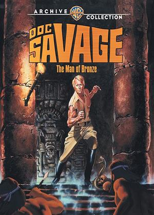 Rent Doc Savage: The Man of Bronze Online DVD & Blu-ray Rental