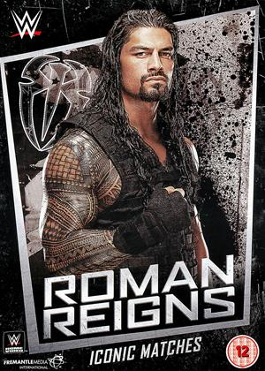 Rent WWE: Roman Reigns: Iconic Matches Online DVD & Blu-ray Rental