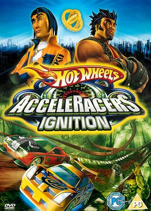 Rent Hot Wheels: AcceleRacers: Ignition Online DVD & Blu-ray Rental