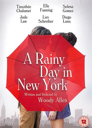 Rent A Rainy Day in New York Online DVD & Blu-ray Rental