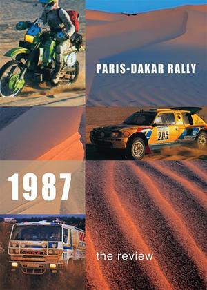 Rent Paris-Dakar Rally 1987 Online DVD & Blu-ray Rental