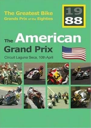 Rent Great Bike GP's of the 80's: USA 1988 Online DVD & Blu-ray Rental
