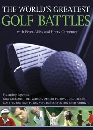 Rent The World's Greatest Golf Battles Online DVD & Blu-ray Rental