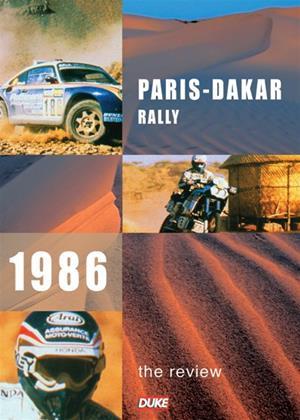 Rent Paris Dakar Rally 1986 Online DVD & Blu-ray Rental