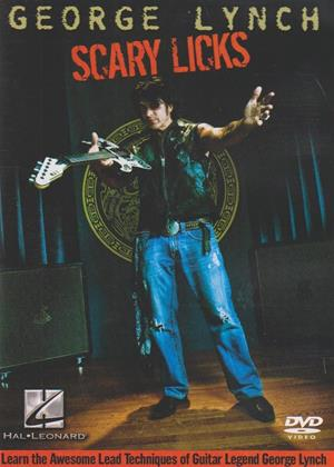 Rent George Lynch: Scary Licks Online DVD & Blu-ray Rental
