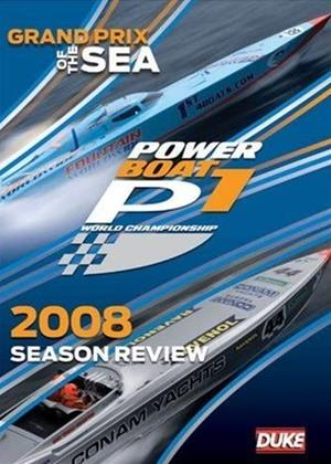 Rent Powerboat P1: World Championship Review 2008 Online DVD & Blu-ray Rental