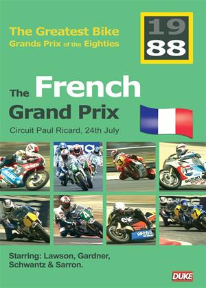 Rent Great Bike GP's of the 80's: France 1988 Online DVD & Blu-ray Rental