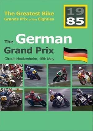 Rent Great Bike GP's of the 80's: Germany 1985 Online DVD & Blu-ray Rental