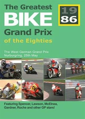 Rent Great Bike GP's of the 80's: Germany 1986 Online DVD & Blu-ray Rental