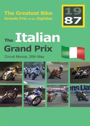 Rent Great Bike GP's of the 80's: Italy 1987 Online DVD & Blu-ray Rental