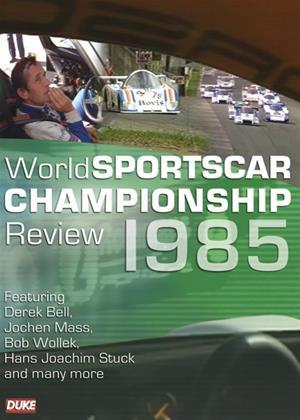 Rent World Sportscar Championship Review 1985 Online DVD & Blu-ray Rental