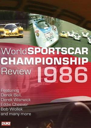 Rent World Sportscar Championship Review 1986 Online DVD & Blu-ray Rental