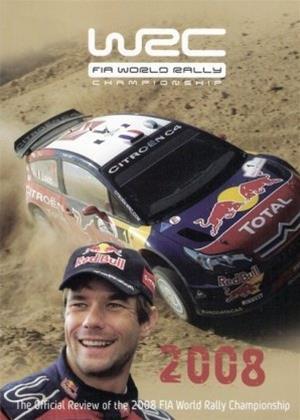 Rent WRC: 2008 FIA World Rally Championship Online DVD & Blu-ray Rental
