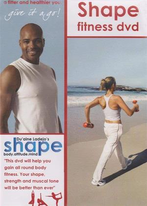 Rent Du'aine Ladejo's Shape Fitness Online DVD & Blu-ray Rental