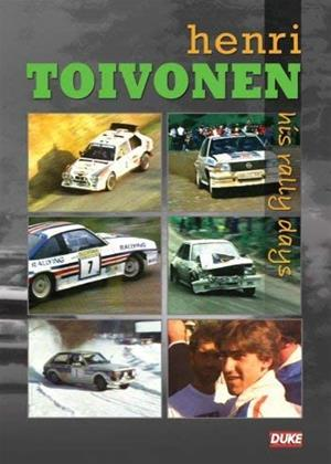 Rent Henri Toivonen: His Rally Days Online DVD & Blu-ray Rental