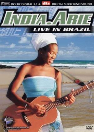 Rent India Arie: Live in Brazil Online DVD & Blu-ray Rental