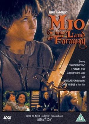 Rent Mio in the Land of Faraway (aka Mio Min Mio) Online DVD & Blu-ray Rental