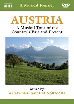 Rent A Musical Journey: Austria Online DVD & Blu-ray Rental