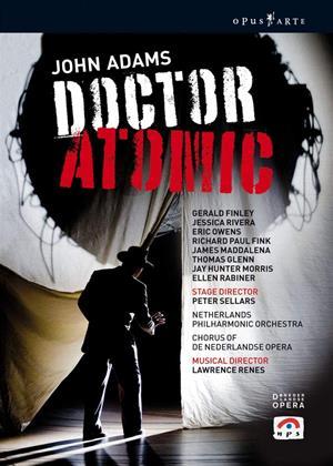 Rent John Adams: Doctor Atomic Online DVD & Blu-ray Rental