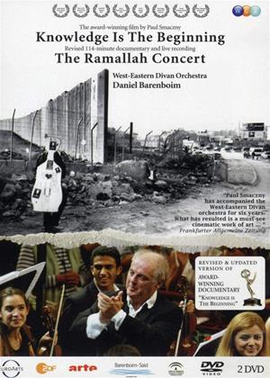 Rent Knowledge is the Beginning: The Ramallah Concert Online DVD & Blu-ray Rental