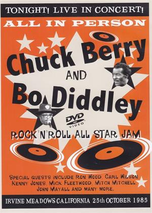 Rent Bo Diddley and Chuck Berry: Rock n Roll All Star Jam Online DVD & Blu-ray Rental