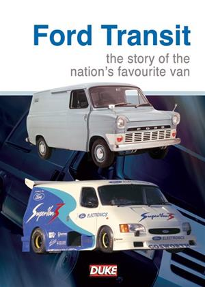 Rent Ford Transit: The Story of a Nation's Favourite Van Online DVD & Blu-ray Rental