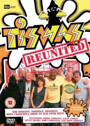 Rent Tiswas Reunited Online DVD & Blu-ray Rental