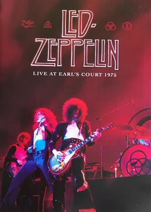 Rent Led Zeppelin: Live at Earls Court 1975 Online DVD & Blu-ray Rental