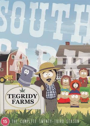 Rent South Park: Series 23 Online DVD & Blu-ray Rental