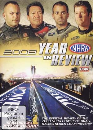 Rent NHRA Drag Review 2008 Online DVD & Blu-ray Rental
