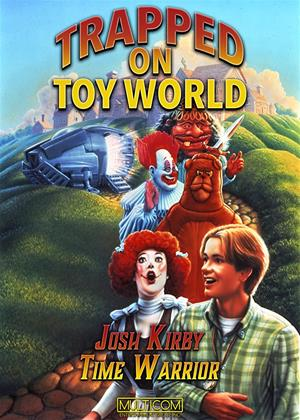 Rent Josk Kirby: Time Warrior: Trapped on Toyworld Online DVD & Blu-ray Rental