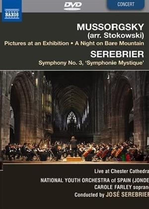 Rent National Youth Orchestra of Spain: Mussorgsky/Serebrier Online DVD & Blu-ray Rental