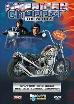 Rent American Chopper: Daytona and Old School Chopper Online DVD & Blu-ray Rental