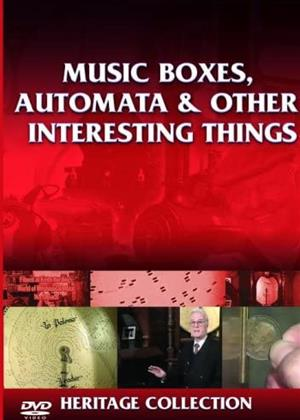 Rent Heritage: Music Boxes, Automata and Other Interesting Things Online DVD & Blu-ray Rental