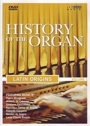 Rent History of the Organ: Latin Origins Online DVD & Blu-ray Rental