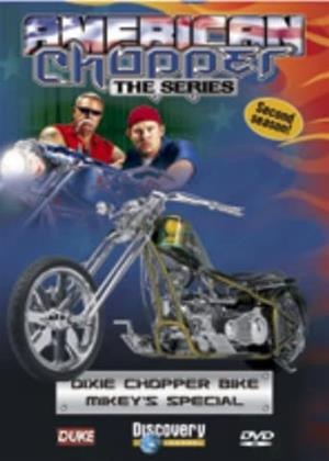 Rent American Chopper: Dixie Chopper Bike and Mike'y Special Online DVD & Blu-ray Rental