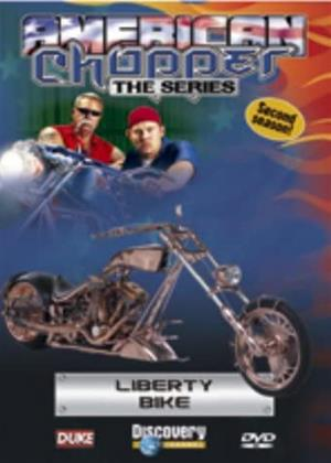 Rent American Chopper: Liberty Bike Online DVD & Blu-ray Rental