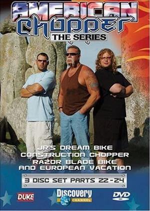 Rent American Chopper: Parts 22-24 Online DVD & Blu-ray Rental