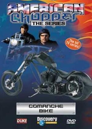 Rent American Chopper: Comanche Bike Online DVD & Blu-ray Rental