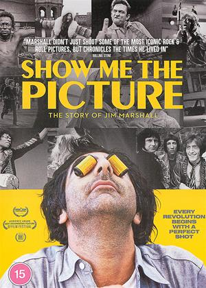 Rent Show Me the Picture (aka Show Me the Picture: The Story of Jim Marshall) Online DVD & Blu-ray Rental