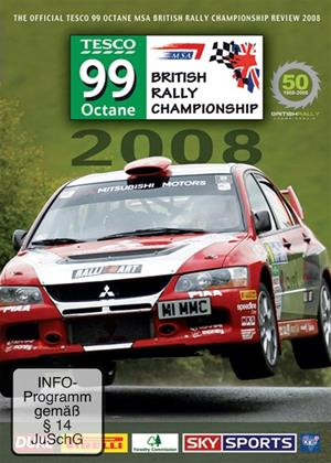 Rent British Rally Championship Review 2008 Online DVD & Blu-ray Rental