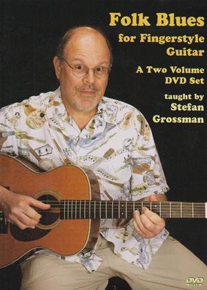 Rent Folk Blues for Fingerstyle Guitar Online DVD & Blu-ray Rental